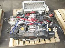 JDM 1999 2001 Subaru GC8 Sti EJ207 V5 V6 Engine 5 speed Transmission TY754VBAAA