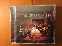 GROUNDHOGS.         GROUNDHOGS LIVE AT LEEDS  71.           COMPACT DISC