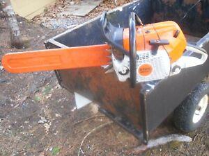 stihl magnum 441c chainsaw