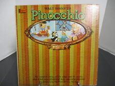 Walt Disney's Pinocchio Album, 1960