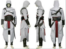 Assassin's Creed Altair Ibn-La'Ahad Halloween Cosplay Costume Any Size