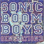 Generation 3, Sonic Boom Boys, Very Good CD