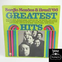 Sergio Mendes & Brasil '66* – Greatest Hits 1970 Original lp SP4252 - Jazz - G