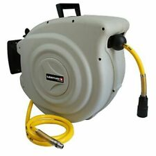 Lubemate 10mm X 30m Air & Water Hose Reel