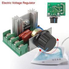 Contrôleur de vitesse moteur 2000W 220V AC SCR tension électrique régulateur EP