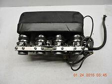 BMW K100 LT K 100 1000cc 1987 engine throttle bodys and intake box C4