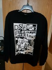 Dsquared2 sweater men's large