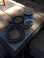 W.R. BROWN SPEEDY AIRBRUSH PAINT SPRAYER MODEL 410-C 115  3.0 AMPS 60 CYCLE AC