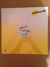 "Farida Merville - I Just Wanna - 12 ""Remix ( Vinyl Record ) Brand New"