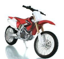 MAISTO 1:12 Honda CRF 450R 31104 RED MOTORCYCLE BIKE DIECAST MODEL NEW IN BOX