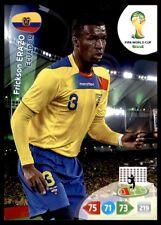Panini Brazil 2014 Adrenalyn XL Frickson Erazo Ecuador Base card