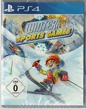 Winter Sports Games (PlayStation PS4 , 2019) PS4 Neu