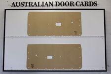 Ford XC - Coupe, Ute, Hardtop, Panel Van Door Cards / Trim Panels. Masonite