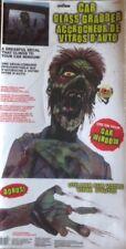 Halloween Car Window Zombie Grabber Sticker Fantastic Horror Scary Decoration