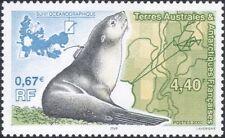 FSAT/TAAF 2000 Seal Tracking/Survey/Animals/Maps/Nature/Conservation 1v (n31778)