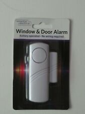 Essential Electrical Window & Door Alarm (Security) No Wiring required