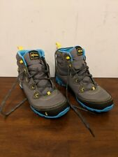 Ahnu Women's Sugarpine Hiking Boot,Dark Grey,7 M US