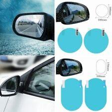 2Pcs/set Rainproof Car Accessories Rearview Mirror Window Film Anti Fog Membrane