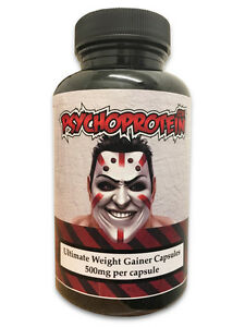 Anabolic Weight Gainer Mass Gainer Capsules - For Quick Muscle Mass Growth!