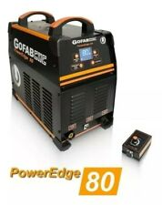 Plasma Cutter Poweredge80cnc Table Ready Duty Cycle 80amps 220v Iptm80