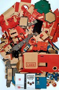 ©2018 Nintendo LABO Vehicle Fahrzeug Kit TOY-CON 03 Software/Parts/Auto/Flugzeug
