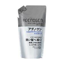 "F/S JAPAN ☀Shiseido☀ Adenogen Scalp Care Shampoo ""Refill"" 310ml - dry type"