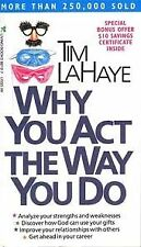 B000O6BDI8 Why You Act the Way You Do