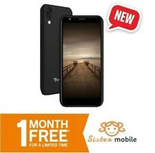 Vortex MUV 5 inch (Brand New)  - Prepaid Cell mobile Phone (One month Free)