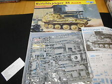 DRAGON 6472, 1/35 BEFEHLSJAGER 38 Ausf.M PLASTIC MODEL KIT