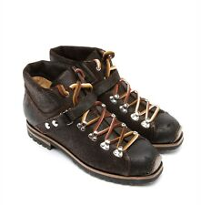 SANTONI *Everest Boots* Hiking Style Leather Boots 8UK or 9 US