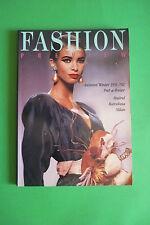 FASHION ESCUCHAR A/W 1991/1992 MADRID BARCELONA MILANO ALTA MODA COLECCIONES