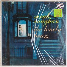 SARAH VAUGHAN: The Lonely Hours SHRINK USA Roulette Jazz VINYL LP NM-