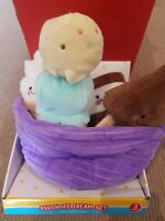 Plushies Ice Cream Set 5 Pcs 3+ Years.lets Learn And play