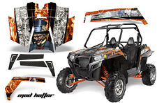 AMR Racing Polaris RZR 900XP Sticker Graphic Kit Decal UTV Parts 11-14 MAD HTR O