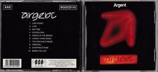 Argent by Argent (CD, Aug-1991, Beat Goes On) RARE BGOCD110 DISCTRONICS