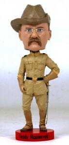 Royal Bobbles Presidents Theodore Teddy Roosevelt bobblehead figure 010436