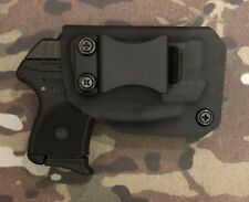 IWB, AIWB CCW Kydex Holster For Ruger LCP, Lasermax