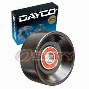 Dayco Drive Belt Idler Pulley for 1997-2003 Dodge Dakota 3.9L 4.7L 5.2L 5.9L zn