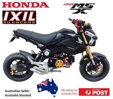 Honda MSX-125 GROM 2016-2017  Exhaust - IXIL L2X Full System Exhaust