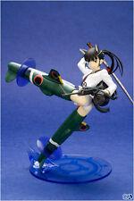 Strike Witches 2 Sakamoto Mio White Swimsuit ver. (Volks) Anime Figure AUTHENTIC