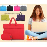 """Laptop Carry Shoulder Sleeve Case Cover Bag 11.6 12.5 13""""13.3 14""""15.4 15.6"""""""