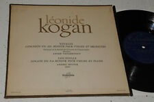 Columbia FC 1052 Leonid Kogan Vivaldi Concerto Locatelli Sonata ED1 NM Mytnik