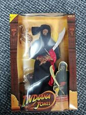 "12"" Figuras De Indiana Jones Raiders of the Lost Ark 2008 HASBRO CAIRO espadachín"