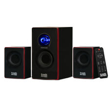 Acoustic Audio Bluetooth Home 2.1 Speaker System for Multimedia Laptop Computer