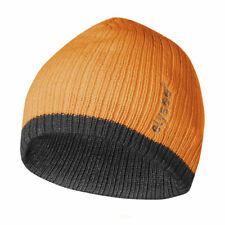 Warnmützen Warme Wintermütze,  Neon Orange, mit 3M Thinsulate Wattierung, Beanie