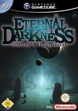 Nintendo GameCube - Eternal Darkness - Sanity's Requiem DEUTSCH mit OVP