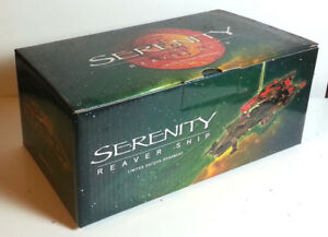 Vintage Firefly/Serenity Reaver Ship Limited Edition Ornament from QMX- Boxed