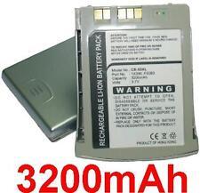 Batterie 3200mAh type 1X390 Pour Dell Axim X5