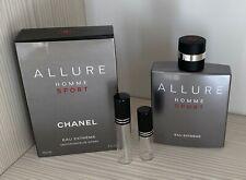 Chanel Allure Homme Sport Eau Extreme EDT sample