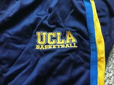 Adidas UCLA Bruins Basketball Team Issue Game Worn Tear Away Size 40 USA Mint